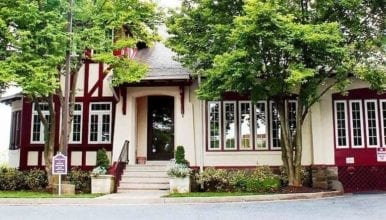 Baltimore Retirement Community Exterior