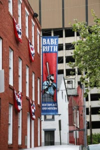 Babe Ruth Birthplace and Museum in Baltimore, Maryland