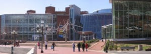 Maryland Science Center in Baltimore, MD