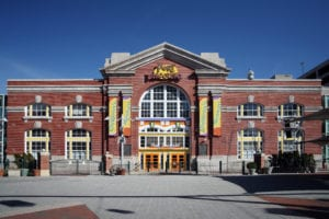 Port Discovery Children's Museum located in Baltimore, Maryland's Inner Harbor
