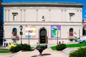 The Walters Art Museum, which is a public art museum located in Mount Vernon-Belvedere, Baltimore, Maryland